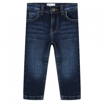 Ducky Beau Jeans dark denim