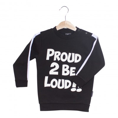 Lucky No.7 Proud 2BE Loud Trui